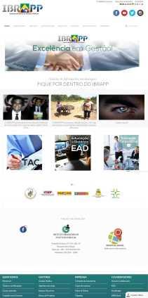 site IBRAPP - 2014